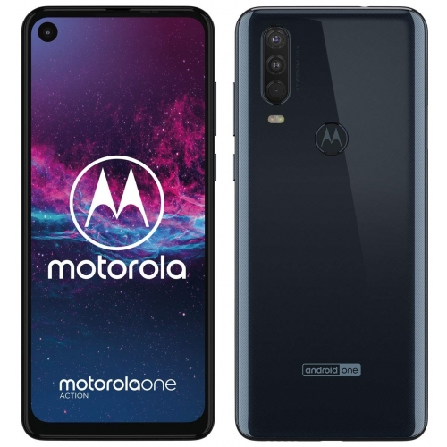 Motorola One Action Hülle