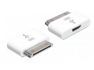 Apple 30-Pin Dock Connector zu Micro USB Adapter
