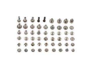 iPhone 5S Komplettes Schrauben Set mit 54 Schrauben Pentalobe Schwarz