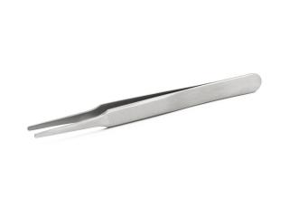 Pinzette abgerundet und flach - Hiqh Quality - Tweezer Switzerland Standard