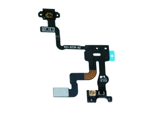 iPhone 4S Power Switch On Off Proximity Light Sensor Flex Kabel
