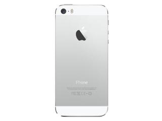 iPhone 5S Alu Backcover Rückseite Mittelrahmen Tasten Sim Tray Silber