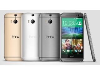 HTC One M8 - Matte Display Schutzfolie - Anti-Glare