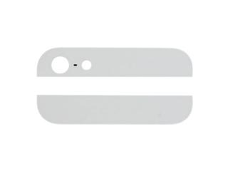 iPhone 5 Glas Keramik Abdeckung für Backcover - weiss