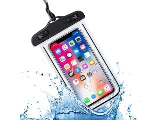 Wasserdichte Schutzhülle iPhone 6/7/8/X/Plus Samsung Galaxy S7/S8/S9