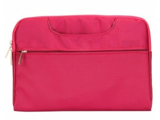 "Color MacBook Sleeve 15"" Slim Schutzhülle Notebook Tasche - pink"