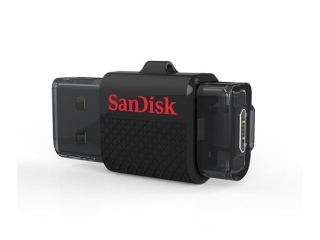 SanDisk Ultra Dual USB Drive 32 GB USB 2.0 Micro-USB B OTG (On-The-Go)