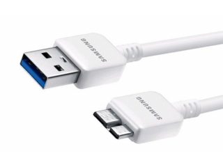 Samsung Original microUSB 3.0 Daten & Ladekabel + Galaxy Note 3 / S5