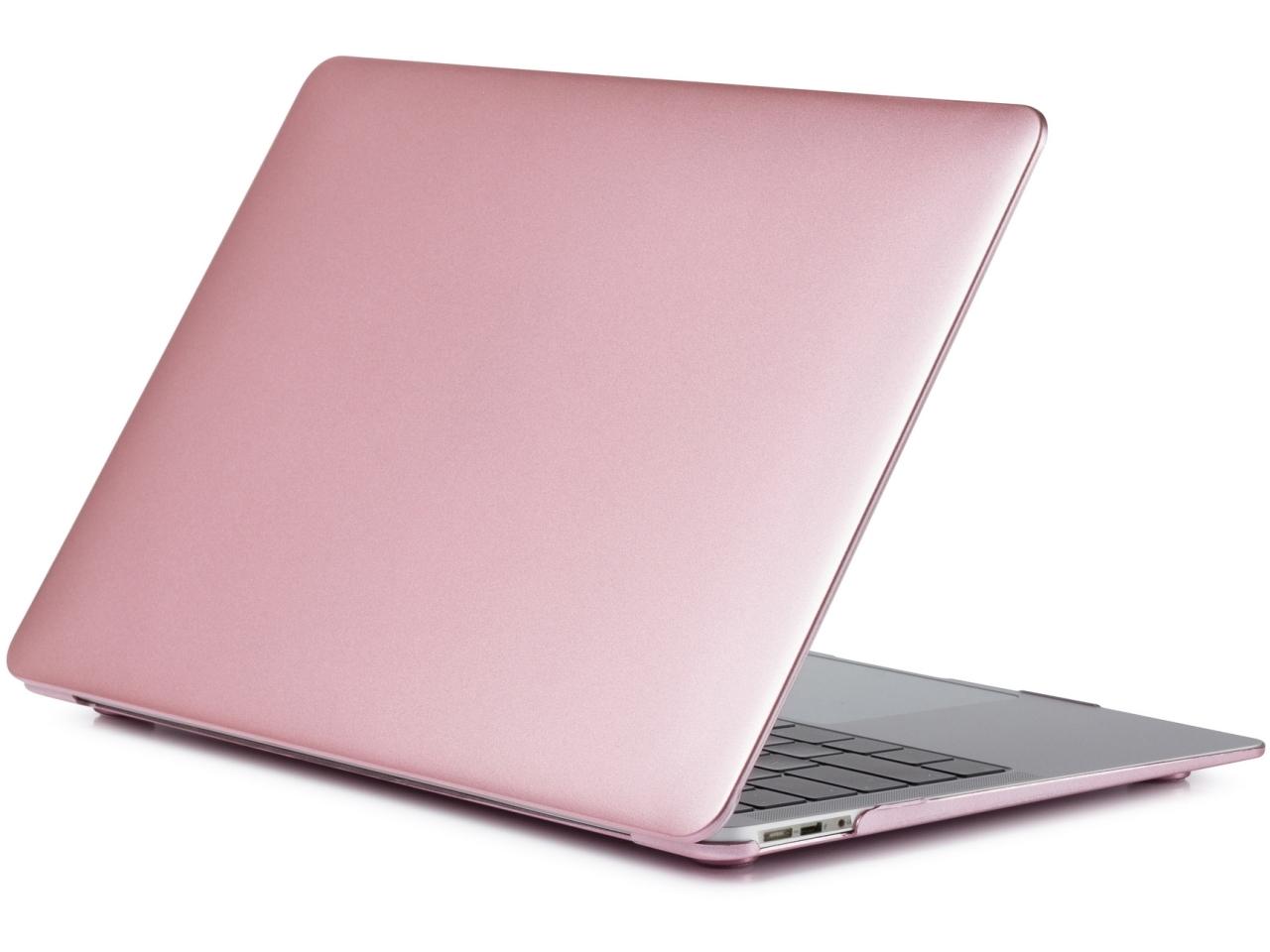 macbook air 13 schutzh lle metallic rosa matt case smartshell h lle macbook air 13 kein. Black Bedroom Furniture Sets. Home Design Ideas