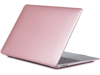 "MacBook Air 13"" Schutzhülle - Metallic Rosa Matt Case SmartShell-Hülle"
