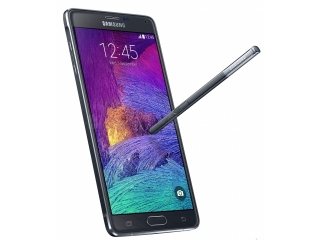Samsung Galaxy Note 4 - Hochglanz Display Schutzfolie - Clear