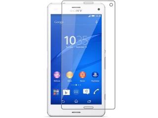 Sony Xperia Z3 Compact Premium Glas Folie Panzerglas HD Real Glass