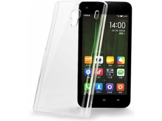 Xiaomi Redmi 1S Thin Clear Hülle Cover Gummi transparent durchsichtig