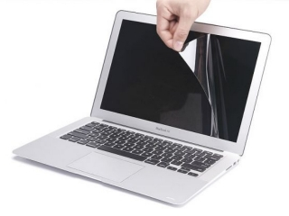 "MacBook Pro 15"" Display Schutzfolie Hochglanz - Clear Screenprotection"