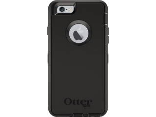 OtterBox Defender - iPhone 6/6S Plus - schwarz