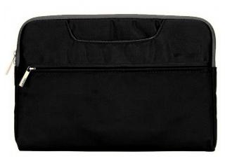 """MacBook Tasche Sleeve 15"""" Schutzhülle Notebook Slim Tasche - schwarz"""