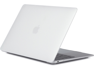 "MacBook 12"" Schutzhülle klar & matt Case SmartShell-Hülle Anti-Glare"