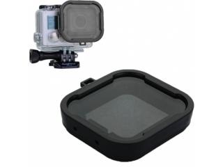 GoPro Filter grau für GoPro Hero 3+ und Hero 4 - für Standard Gehäuse