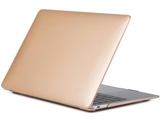 "MacBook 12"" Schutzhülle - Gold - Matt Case SmartShell-Hülle"