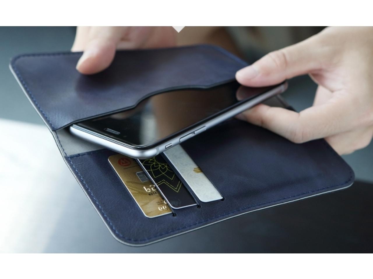 rock wallet iphone 8 plus leder portemonnaie f r 4 8 6 0. Black Bedroom Furniture Sets. Home Design Ideas