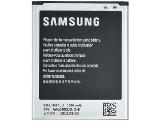 Samsung Original Li-Ion Akku Batterie Galaxy S3 Mini (EB-L1M7FLUCSTD)