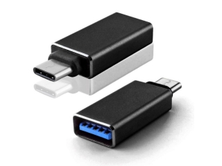 USB-C auf USB Adapter (USB 3.1 Type C Male zu USB 3.0 Female) Stecker