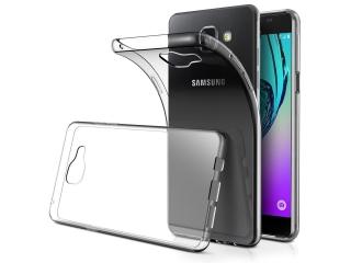Samsung Galaxy A3 (2016) Thin Case Hülle Cover Gummi durchsichtig