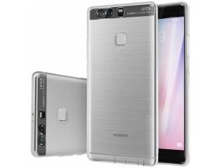 Huawei P9 Plus Thin Case Hülle Cover Gummi transparent durchsichtig
