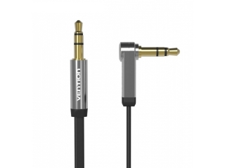 Vention Stabiles Audio Klinke 3.5mm AUX Flachband Kabel