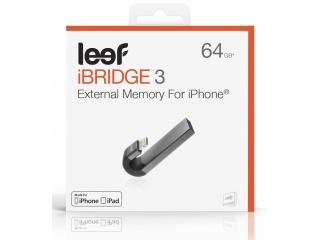 Leef iBridge 3 - 64GB Mobiler Speicherstick für iPhone und iPad