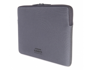 "Tucano Second Skin New Elements Neoprene Hülle MacBook 12"" - Spacegray"