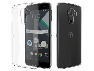 Gummi Hülle für BlackBerry DTEK60 flexibel dünn transparent thin clear
