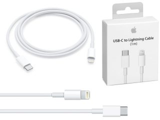 Apple USB-C auf Lightning Kabel (in Original Retail Box)
