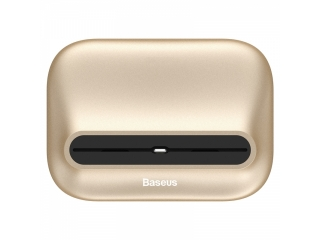 Baseus Little Volcano iPhone X/Xs Dock Ladestation Desktop Stand Gold