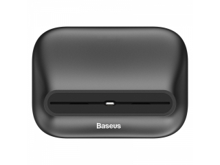 Baseus Little Volcano iPhone X/Xs Dock Ladestation Desk. Stand Schwarz