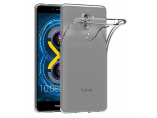 Gummi Hülle für Huawei Honor 6X flexibel dünn transparent thin clear