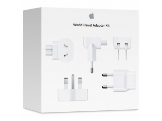 Apple Reise Adapter Kit World Travel Adapter Kit Stromstecker Adapter