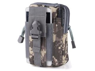 Outdoor Gürteltasche &  Hüfttasche für Smartphone, Handy iPhone - ACU