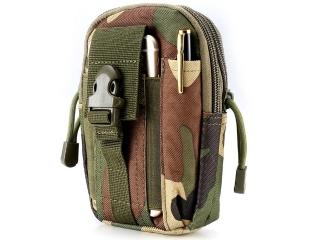 Army iPhone Hüfttasche & Gürteltasche Smartphone - Jungle Camouflage