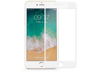 iPhone 7 Plus iVisor HD Panzerglas 100% Bildschirmabdeckung - weiss