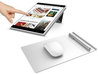 Seenda Aluminium Mouse Pad Mausmatte und MacBook & iPad erhöhter Stand