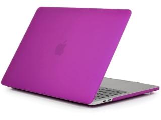 """SmartShell Case für MacBook Pro 15"""" 2016 Schutzhülle - purple matt"""