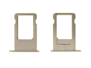 iPhone 6 Plus Sim Tray Karten Schublade Adapter Schlitten - gold