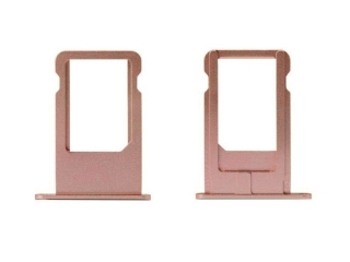 iPhone 6 Plus Sim Tray Karten Schublade Adapter Schlitten - roségold