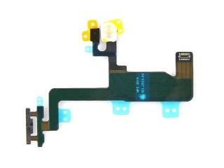 iPhone 6S Power Button Flex Kabel + LED Flash Blitz + Mikrofon (oben)