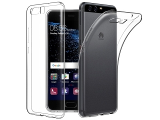 Gummi Hülle zu Huawei P10 flexibel dünn transparent thin clear case