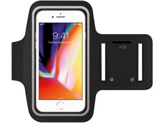 iPhone 8 Sportarmband aus Neopren mit Schlüsselfach & Kopfhörerschlitz