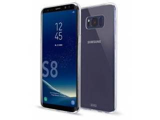 Artwizz NoCase Samsung Galaxy S8 Ultrathin Hülle mit UV Resistenz