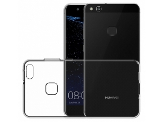 Gummi Hülle zu Huawei P10 Lite dünn transparent flex thin clear case