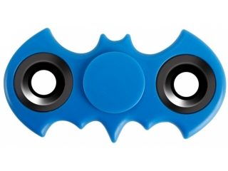 Batman Fidget Spinner 2-Wing Duo Hand Spinner - blau